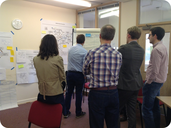 Scenario Planning Workshop 1